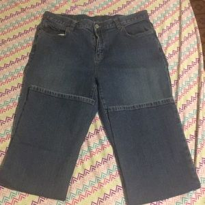 Lauren jeans co. - blue jeans - size 10
